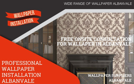 Wallpaper Installation Albanvale