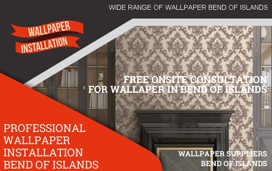 Wallpaper Installation Bend of Islands