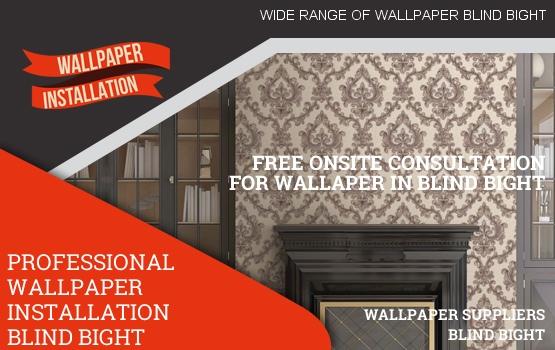 Wallpaper Installation Blind Bight