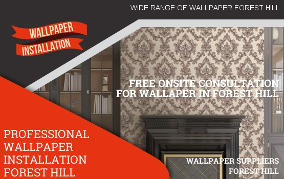 Wallpaper Installation Forest Hill