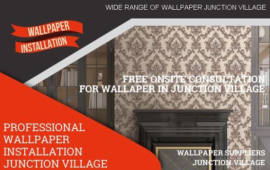 Wallpaper Installation Junction Village
