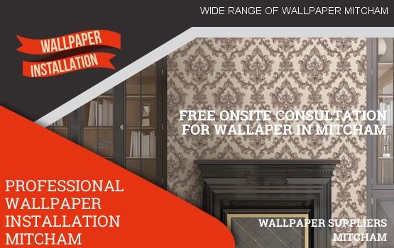 Wallpaper Installation Mitcham