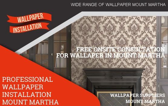 Wallpaper Installation Mount Martha