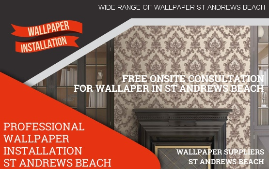 Wallpaper Installation St Andrews Beach