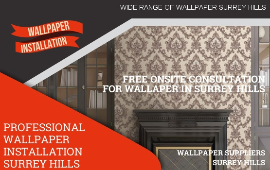 Wallpaper Installation Surrey Hills