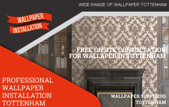Wallpaper Installation Tottenham
