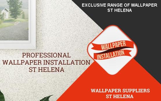 Wallpaper Installation St Helena