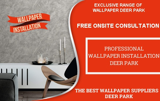 Wallpaper Deer Park