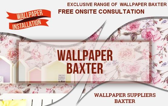 Wallpaper Baxter