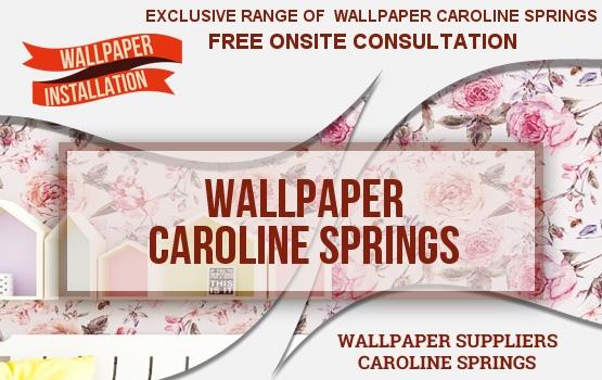 Wallpaper Caroline Springs