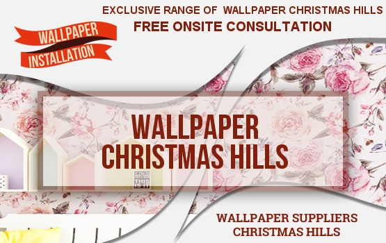 Wallpaper Christmas Hills