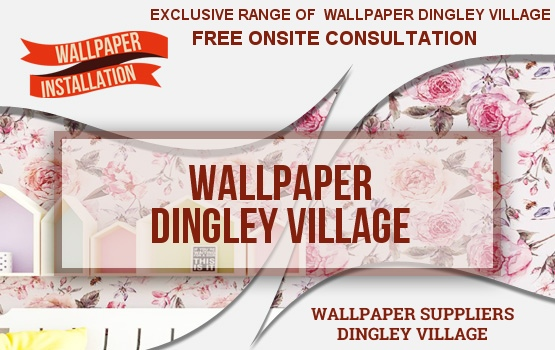 Wallpaper Dingley Village