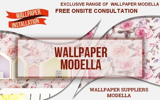 Wallpaper Modella