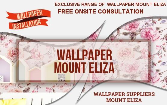 Wallpaper Mount Eliza
