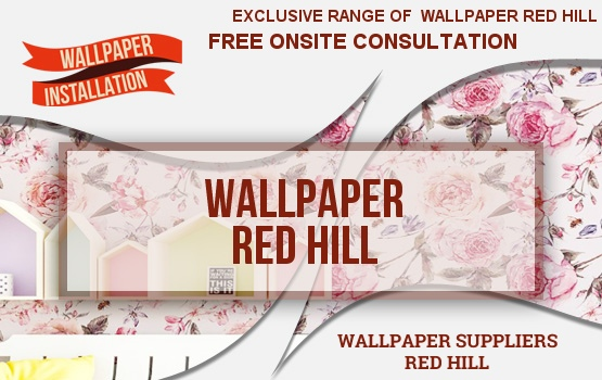 Wallpaper Red Hill