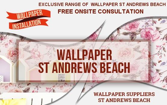Wallpaper St Andrews Beach