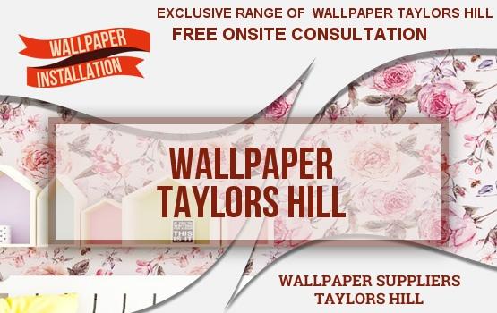 Wallpaper Taylors Hill