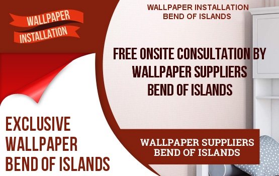 Wallpaper Suppliers Bend of Islands