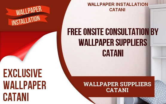 Wallpaper Suppliers Catani