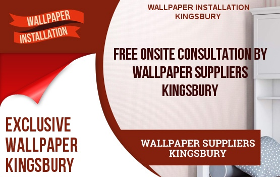 Wallpaper Suppliers Kingsbury