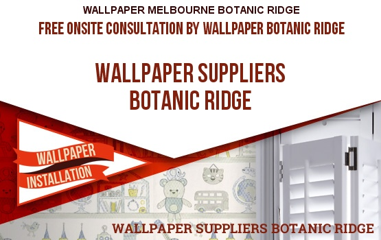 Wallpaper Suppliers Botanic Ridge