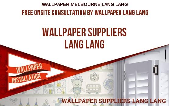 Wallpaper Suppliers Lang Lang