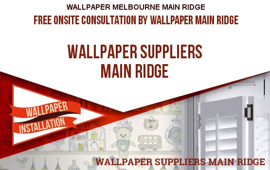 Wallpaper Suppliers Main Ridge