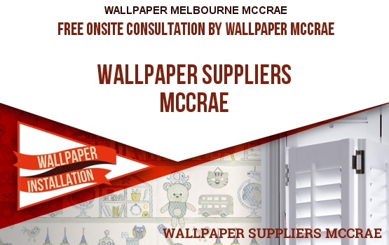 Wallpaper Suppliers McCrae