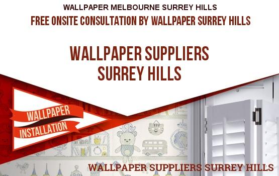 Wallpaper Suppliers Surrey Hills